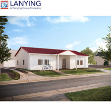 ISO certificate kit set houses low cost prefab homes for china good quality prefabricated house