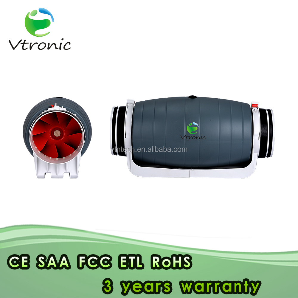 Vtronic silent fan with check vale 6 inch ac luxury ceiling fan
