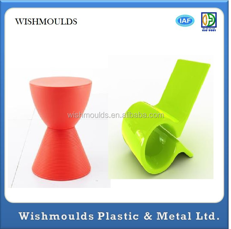 Modern professional design plastic chair making injection moulding machine manufacturer with high quality