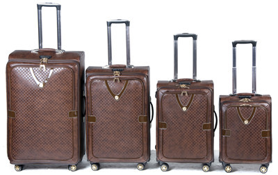 Factory directly sell unisex trolley suitcases for wholesale