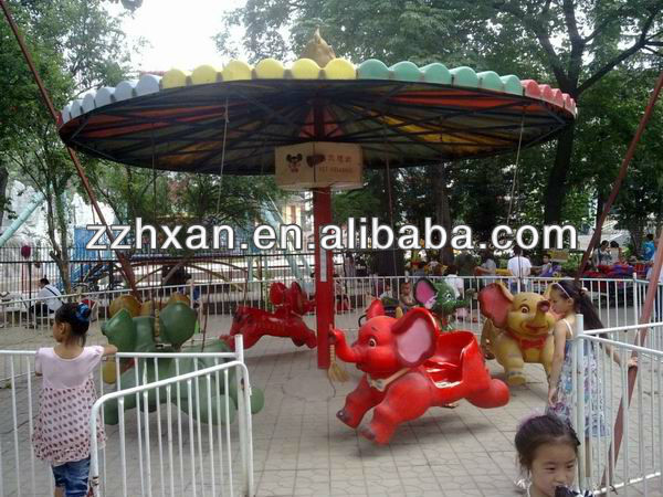 2013 Hot Sale&Exciting!!!Amusement Rides Flying Elephant For Sale!!!