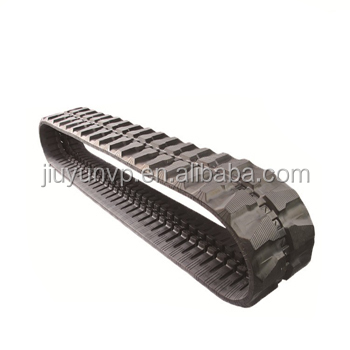 SUMITOMO S160 S160FS 400*72.5*80 rubber crawler Harvester excavator rubber tracks manufacturer