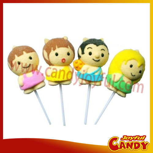 children Marshmellow pops candy