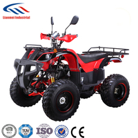 cheap four wheeler 125cc ATV lifan loncin engine