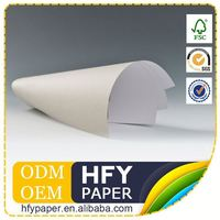 Best Quality Scroll Paper Custom Made Black And White Print Wrapping Paper