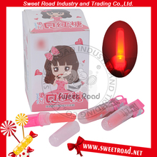 Halal Candy Lipstick Lollipop with Flash Light