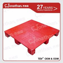 Water proof packing nine feet plastic transport pallet