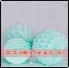 3 mixed size HAND MADE TISSUE PAPER HONEYCOMB BALLS Party wedding Decoration