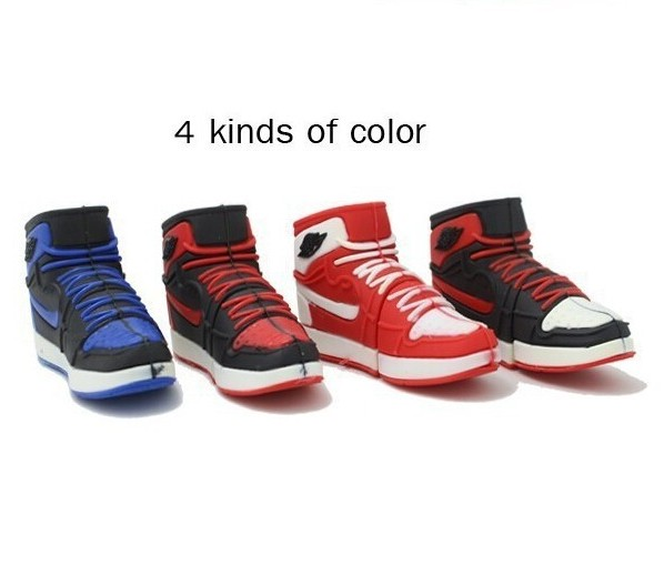 hot 2016 new sneakers usb flash drives, shoes shape custom usb flash drive free samples