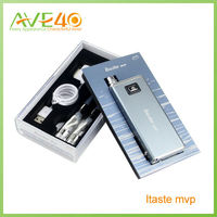 Variable voltage 2600mAh iTaste MVP V2.0 new products south korea