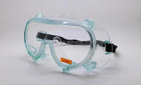 ANSI Z87.1 dustproof safety goggles