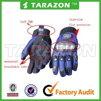 Hot sale and high quality gloves for motocycle parts