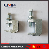 Galvanized Malleable Iron Casting Beam Clamps