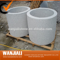 Natural G603 Stone Flamed/Honed/Polished/Flowerpot&Trough&Pagoda&Tombstone