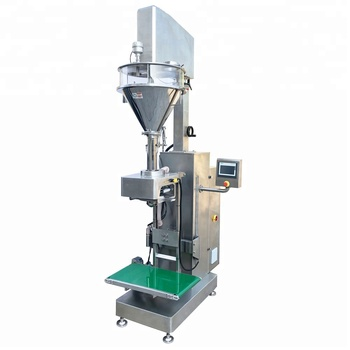 Blueray low-price hot-selling wheat grain big bag packing machine