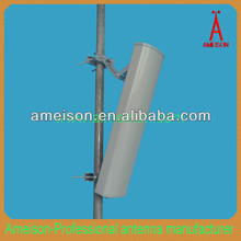 18dbi 3400 - 3600 MHz Directional Base Station Repeater Sector Panel Antenna outdoor wimax internet service provider antenna