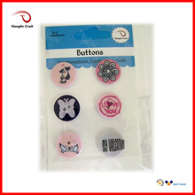 fancy plastic buttons for children's clothing