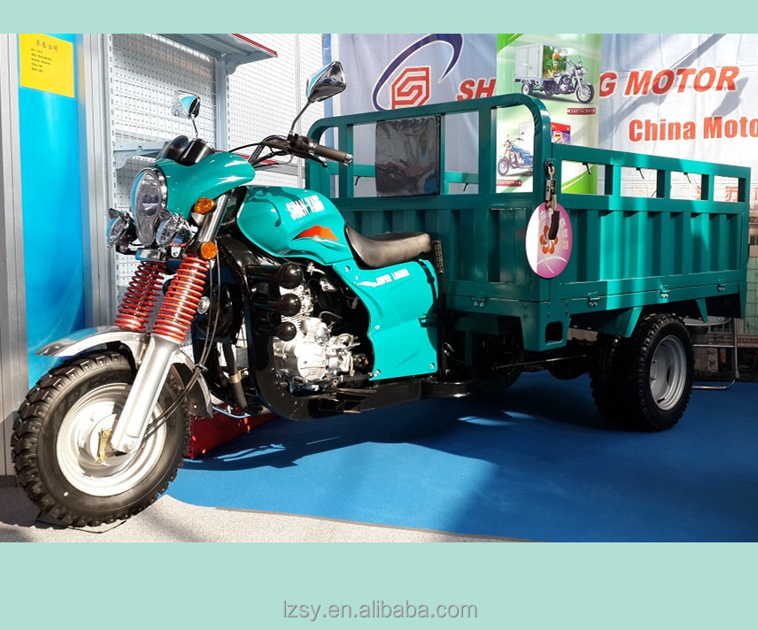 300cc water cooling moped cargo wholesale cheap petrol tricycle (SY300ZH-B5)