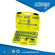 "1/2""DR 32PCS box spanner / socket tool set (NKS-2010)"