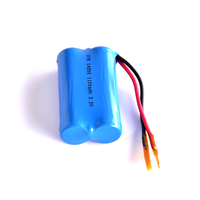 Rechargeable protected 3.2v 1100mah icr 14500 li-ion battery 3.2v 550mah ifr 14500 battery pack