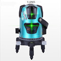 Touch Upgrade 5 Lines Green Laser Level 3D