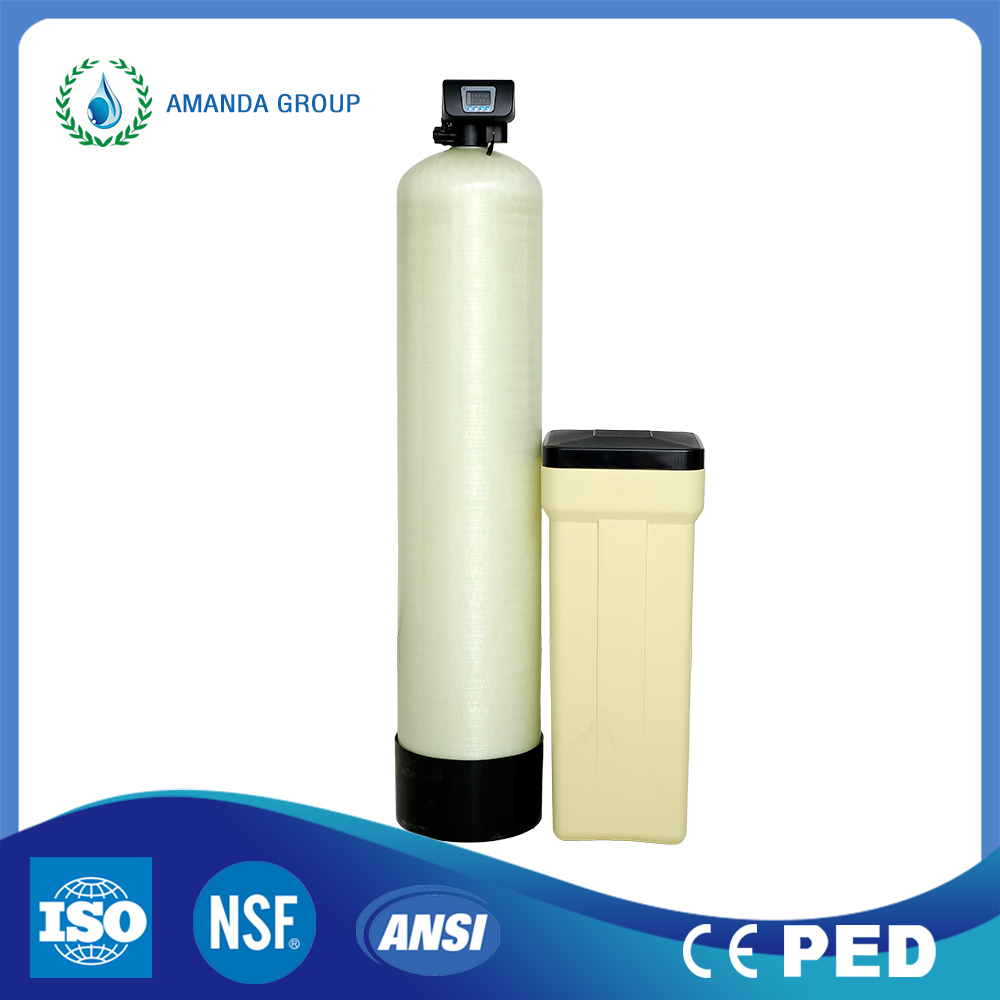 boiler feed water softener machine/RO water treatment system