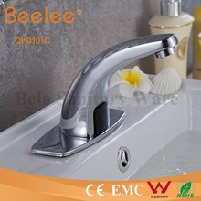 Chrome automatic shut off faucet infared sensor faucet tap