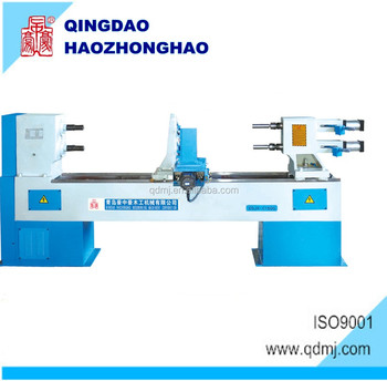 Woodworking CNC copy lathe machine