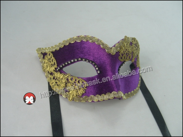 Beautiful New Halloween Christmas Wedding Birthday Party Sexy Lady Lace Mask For New Year Party Thanksgiving Day