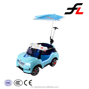 New design hot battery powered battery drivable child electric car