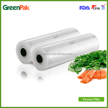 GreenPak Plastic Food Vacuum Packaging Material Barrier PA/PE Nylon Co-extruded Multilayer Rolls Vacuum film