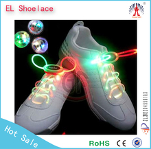 2016 Hot new generation led shoelace / custom colorful led shoelace made in shenzhen
