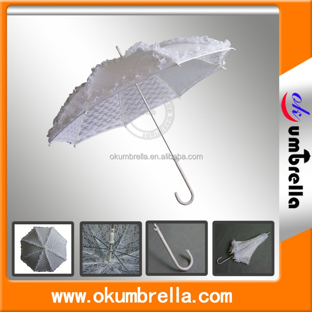 Parasol fashion lace umbrella beautiful fashion umbrella