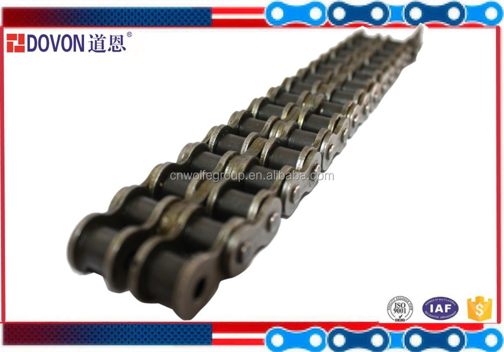 Heavy duty long pitch industrial chain driving roller chain