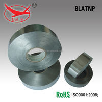 35 mic reinforced aluminum foil tape solvant adhseive and hot sale in China