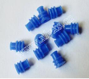 Custom colorful adjustable rubber stopper