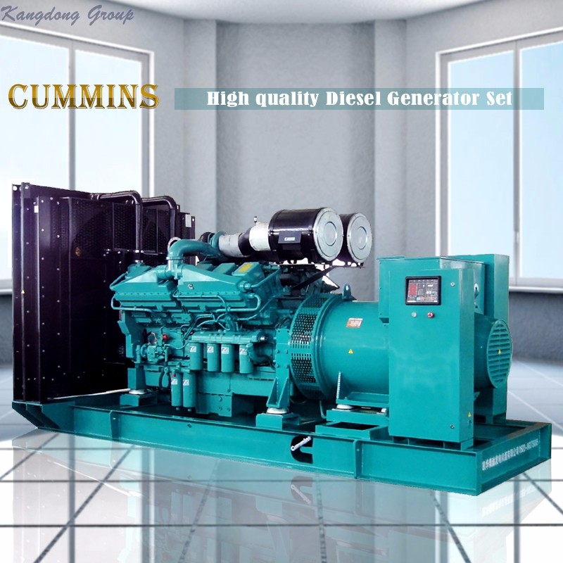 ats 250kva Powered by Cummin 200kw generating <strong>diesel</strong> price