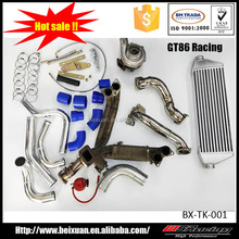 Turbo kits for GT86/Subaru BRZ FRS intercooler dual ball bearing turbo