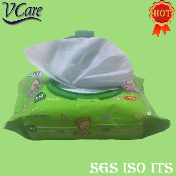 Hot Selling Machine Price Baby Wet Wipes Tissue Manufacturer in China