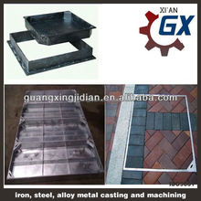 Resin composite recessed manhole cover and frame