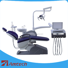 CE Approved Luxury Noiseless Dental Chair / Dental Unit AM2170