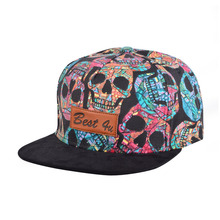Cheap 5 Panel Flat Brim Cotton Logo Custom Your Own Snapback Hat
