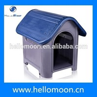 Professional Factory Top Quality Luxury Opening Roof Dog House