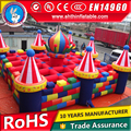 Used inflatable indoor maze for sale