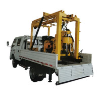 Truck Mounted Borehole Water Well Drilling Rigs for Sales