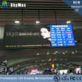 P8 outdoor full color led stand display window led display moving led display
