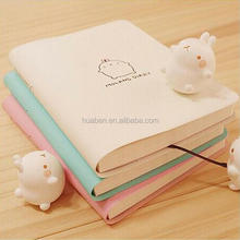 Hot sale high-quality school notebook Promotional high-quality creative cover notebook