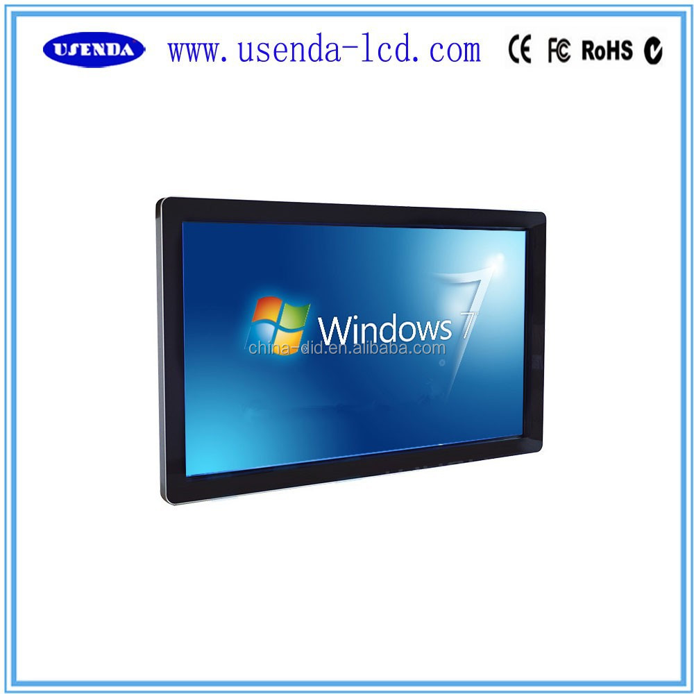 42 inch high configuration all in one touchscreen pc white