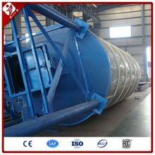 bolted sheet type detachable easy portable verticle cement silo in cement making machinery
