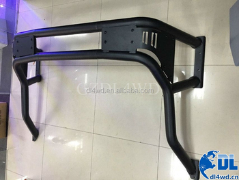 Hilux 4x4 Steel Roll Bar For Toyota TRD Rear Bumper Hilux 2016 Accessories